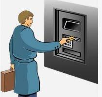 check cashing at ATM