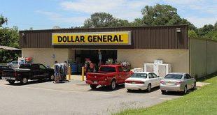 Dollar General check cashing