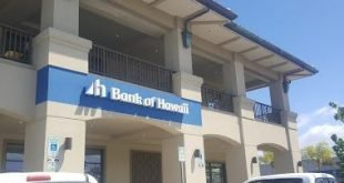 Bank of Hawaii check cashing policy